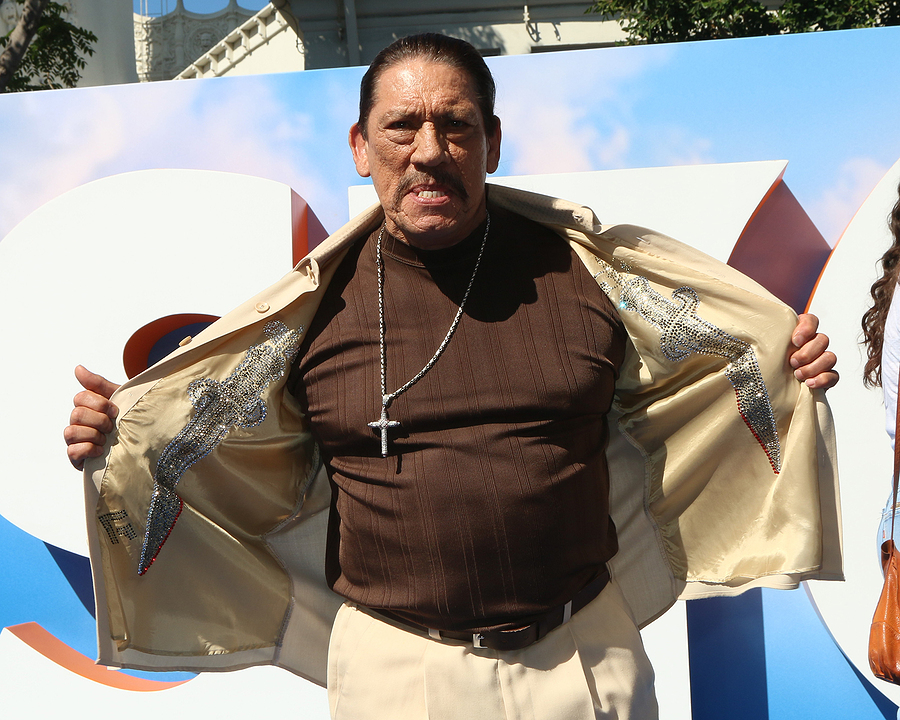 How Danny Trejo went from convicted con to Hollywood actor