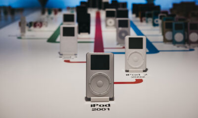 The Apple iPod 2001