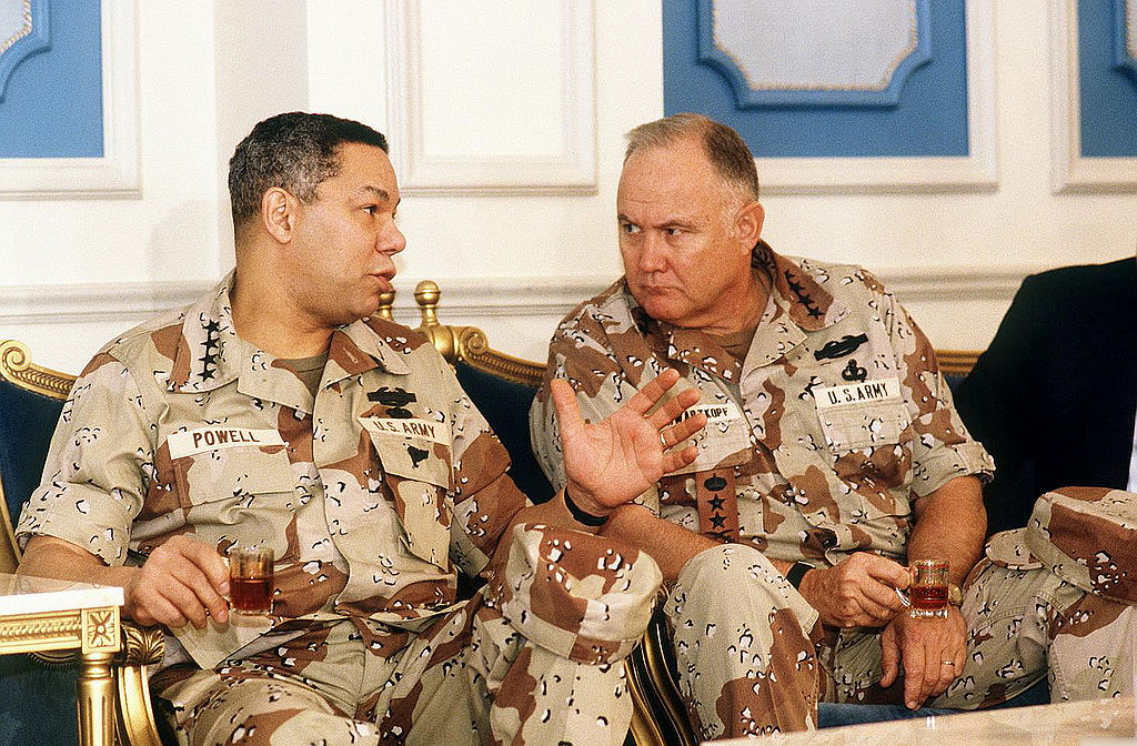 US military leaders of all time